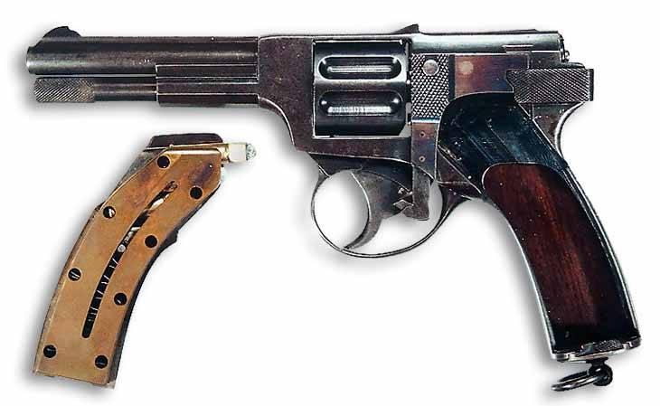 Револьвер Ландстада