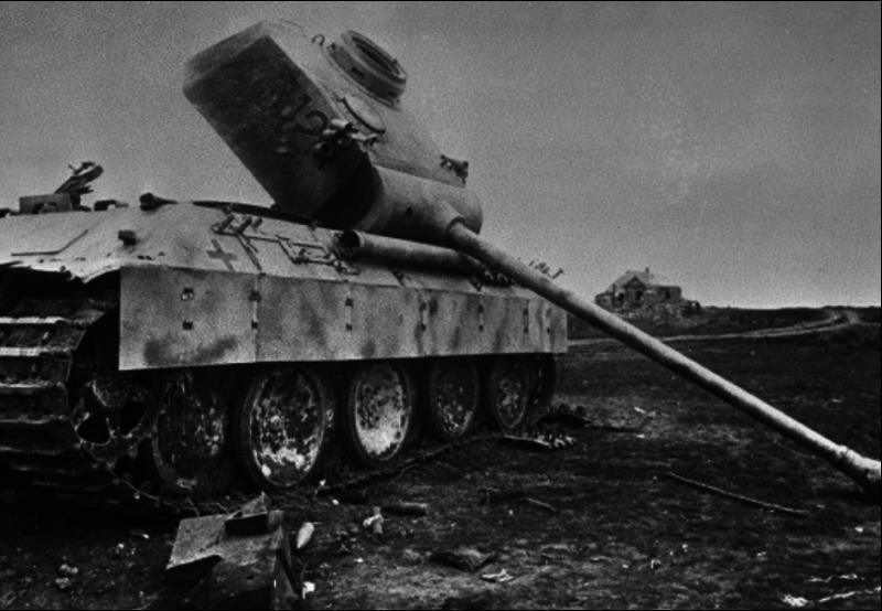 Результаты бомбардировки с Ил-2