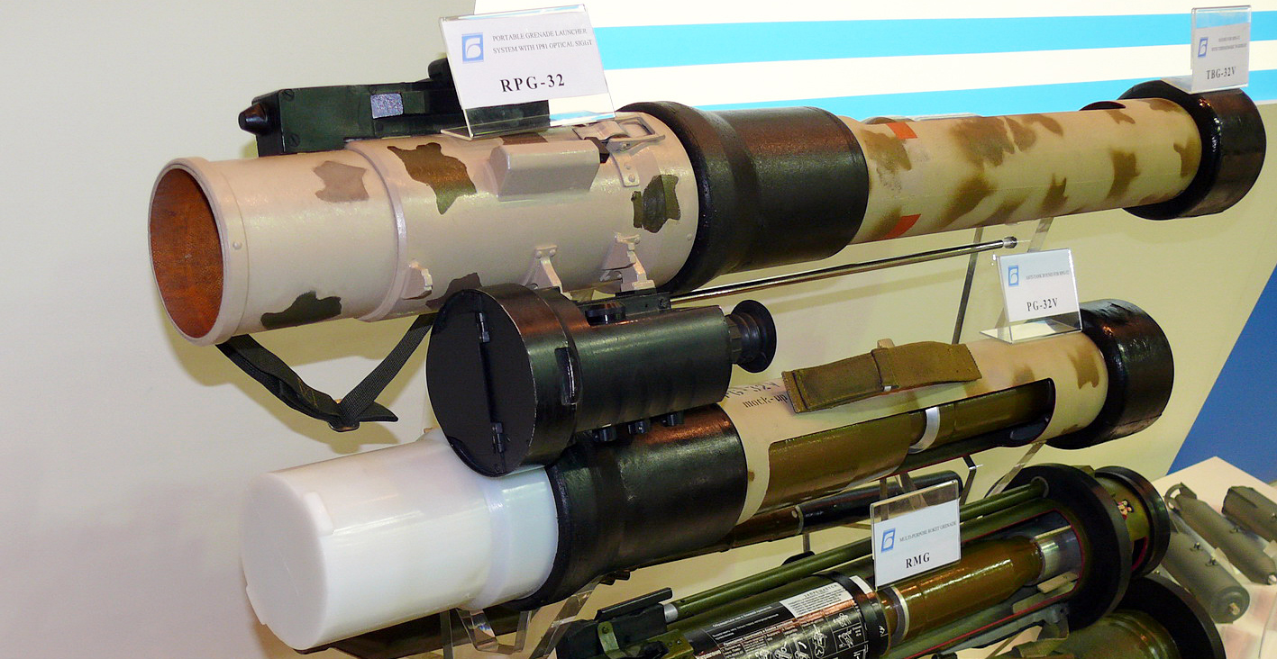 Российские противотанковые гранатометы
