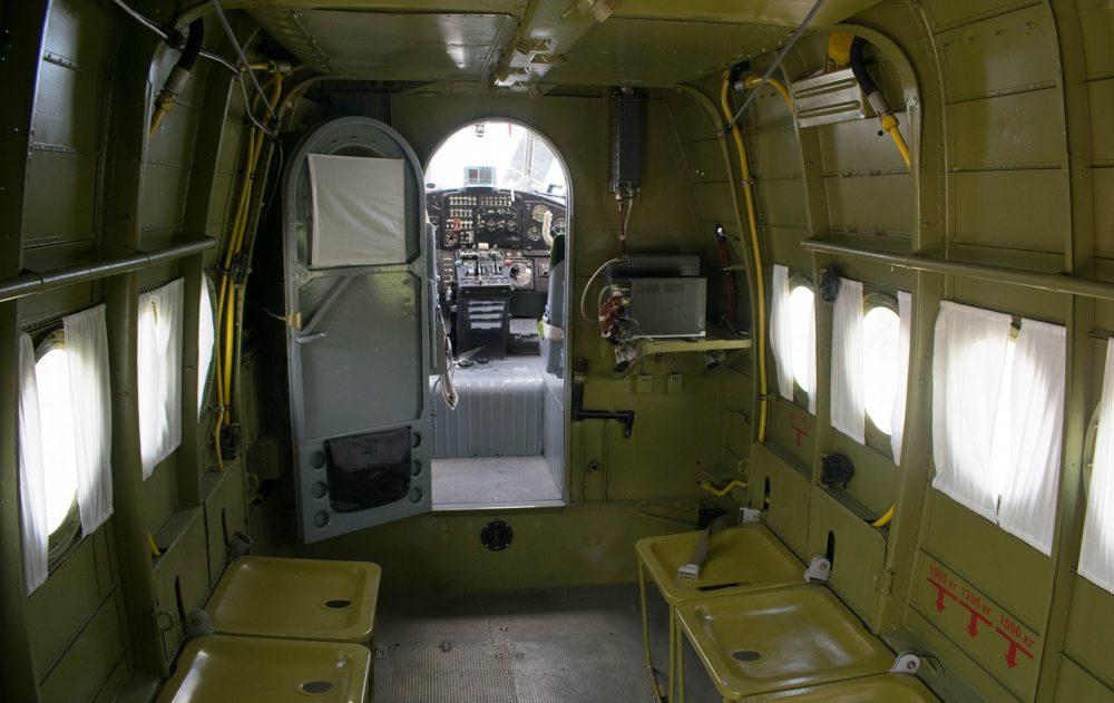 Салон Ан-2