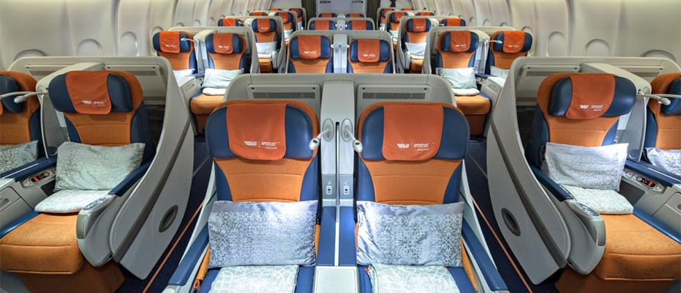 Салон бизнес-класса А330