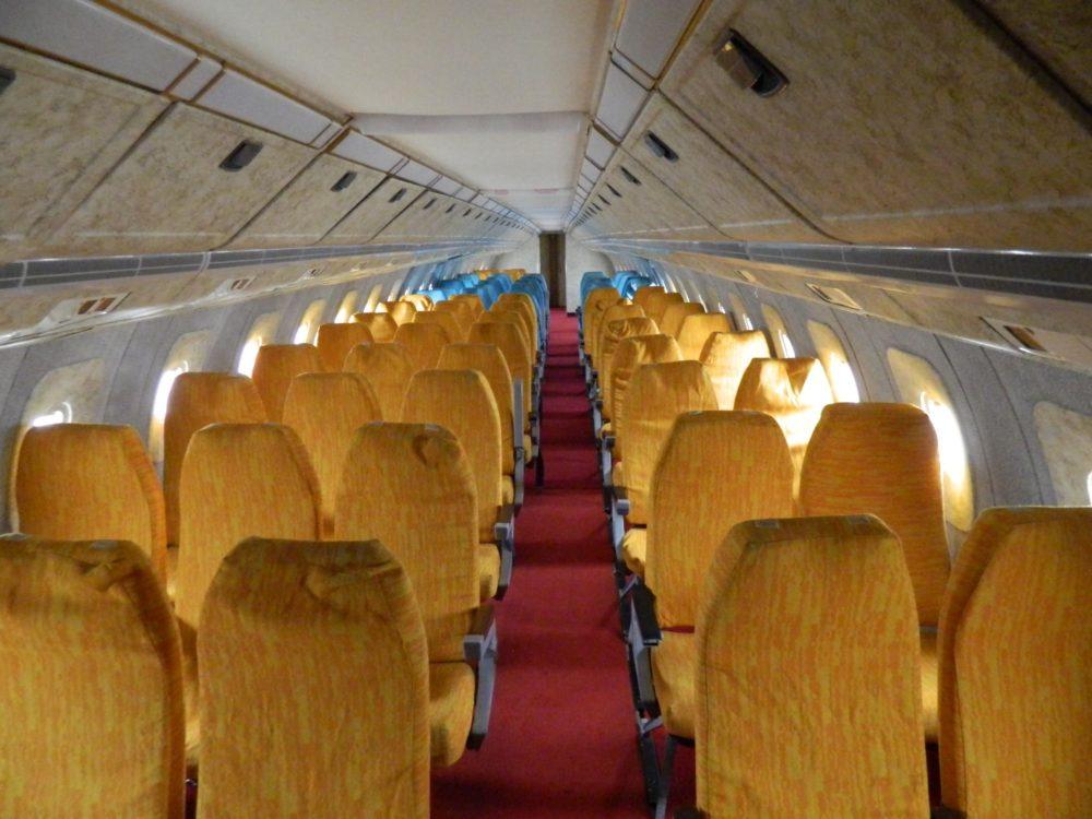 Салон Ту-144