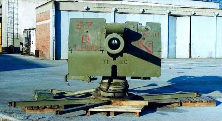 Сломанная М87 TOPAZ