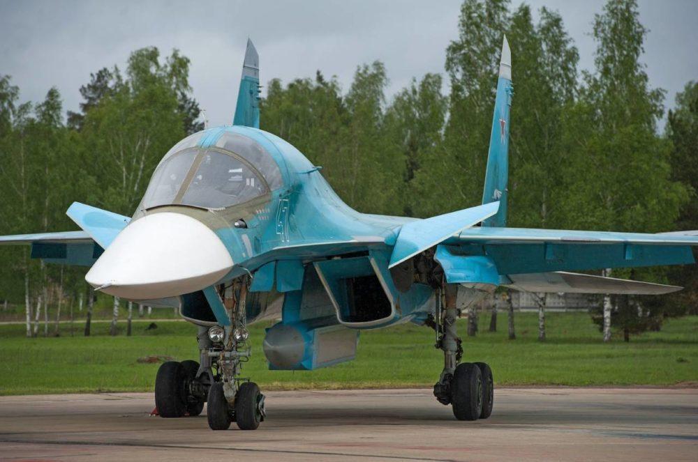 Су-34 «Утёнок»