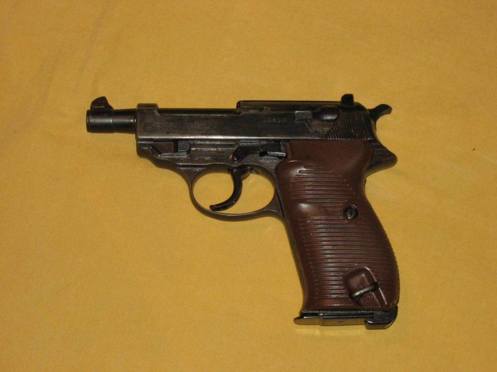 Укороченный Walther P38