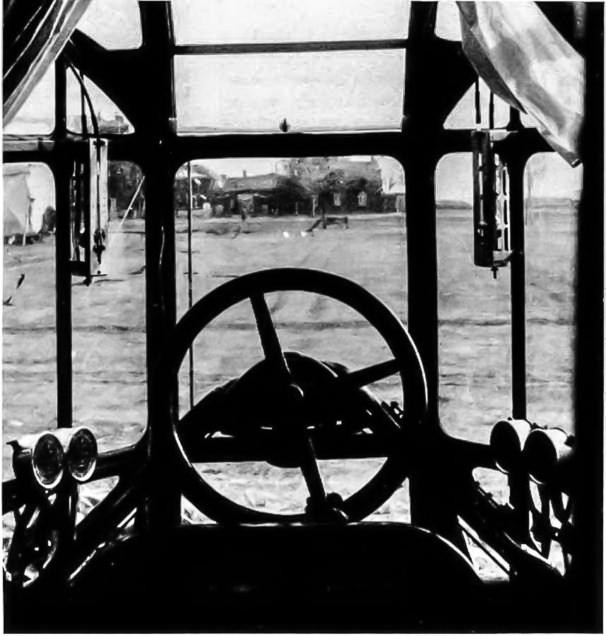 Вид из кабины «Ильи Муромца»