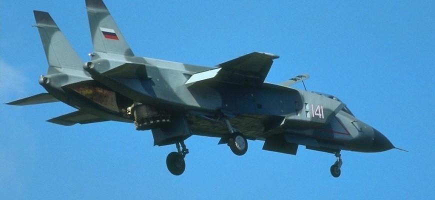 Взлёт Як-141