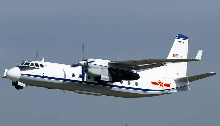 Xian Y7 – китайский Ан-24