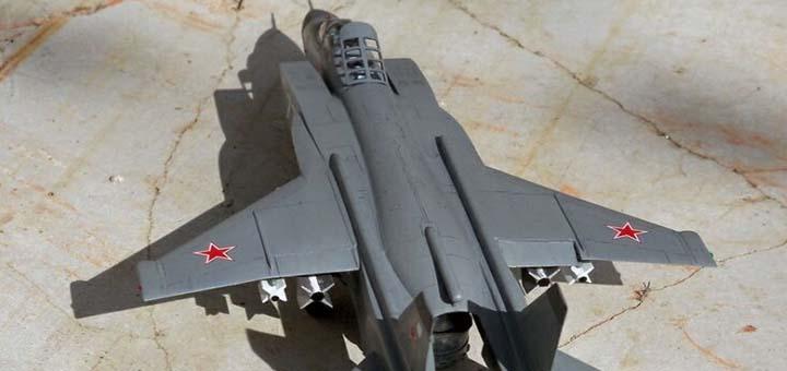Як-141 с ракетами