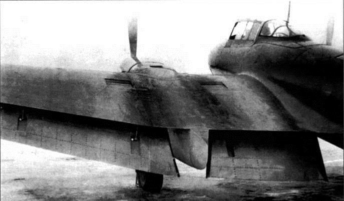 Закрылки Пе-2