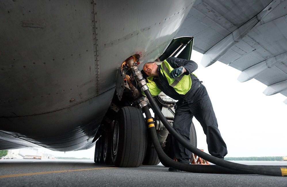 Заправка Ан-124
