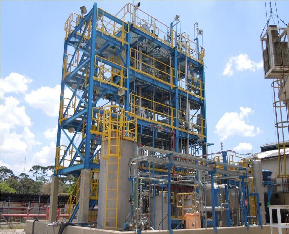 Завод по производству пероксида водорода
