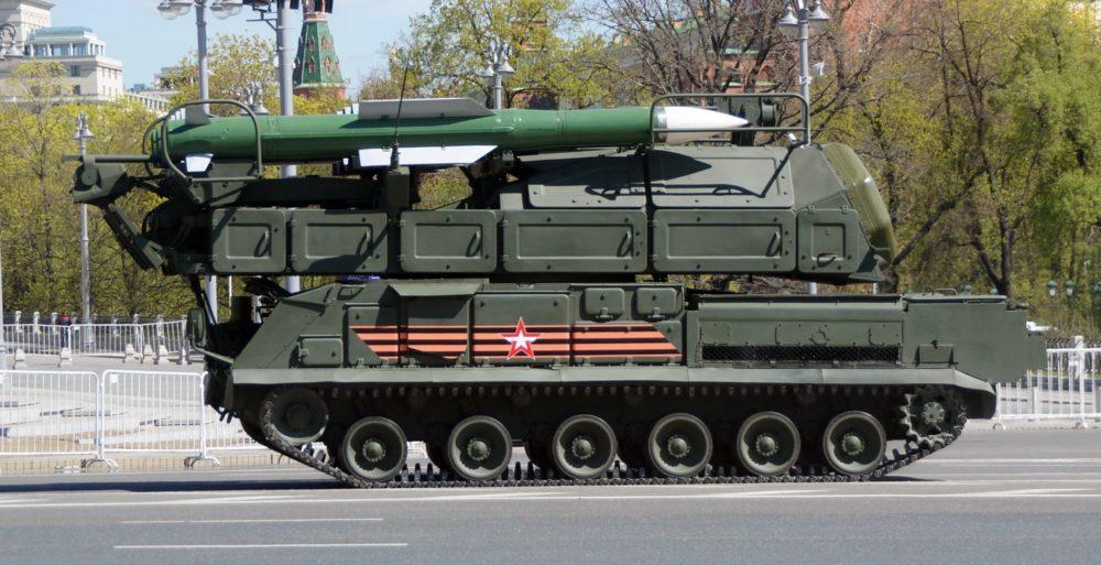 ЗРК Бук-М3