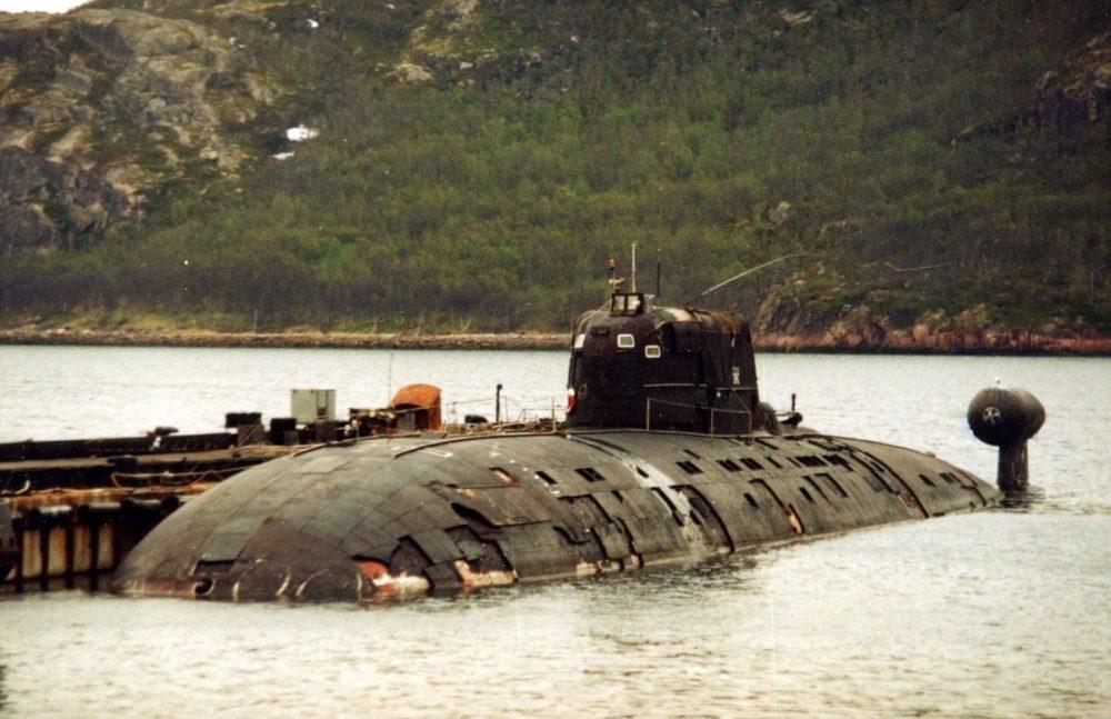 АПЛ «Кострома» проекта 945