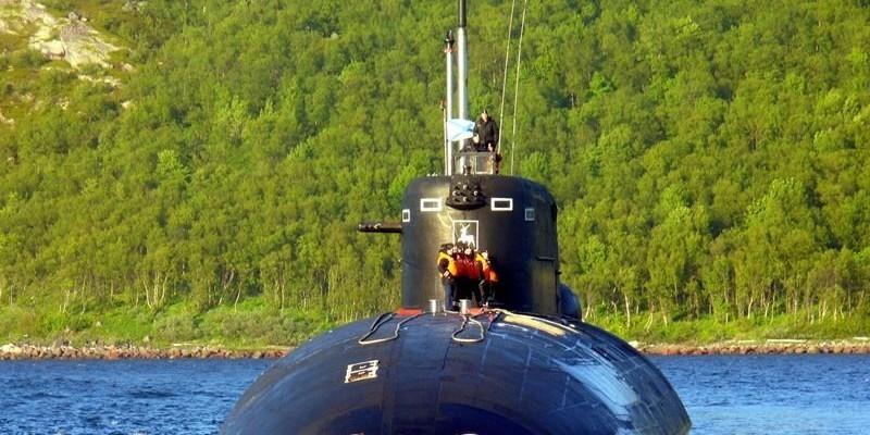 АПЛ проекта 945А К-534 «Нижний Новгород»