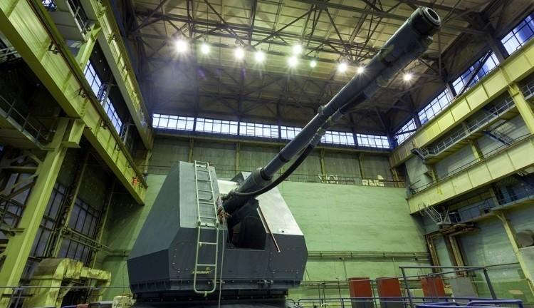 Артустановка для корабля проекта 22160