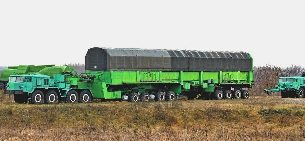 Автопоезд 15Т284