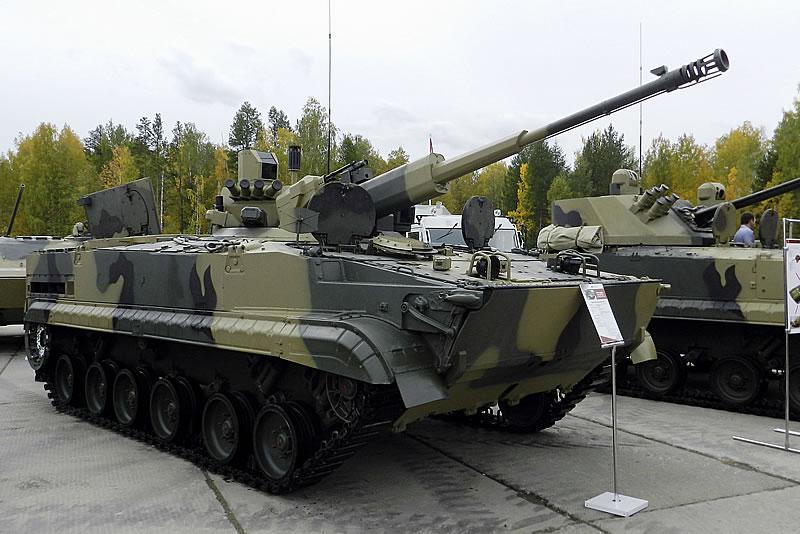 БМП-3 «Деривация»