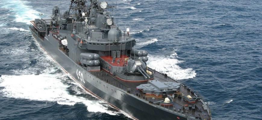 БПК проекта 1155.1 «Адмирал Чабаненко»