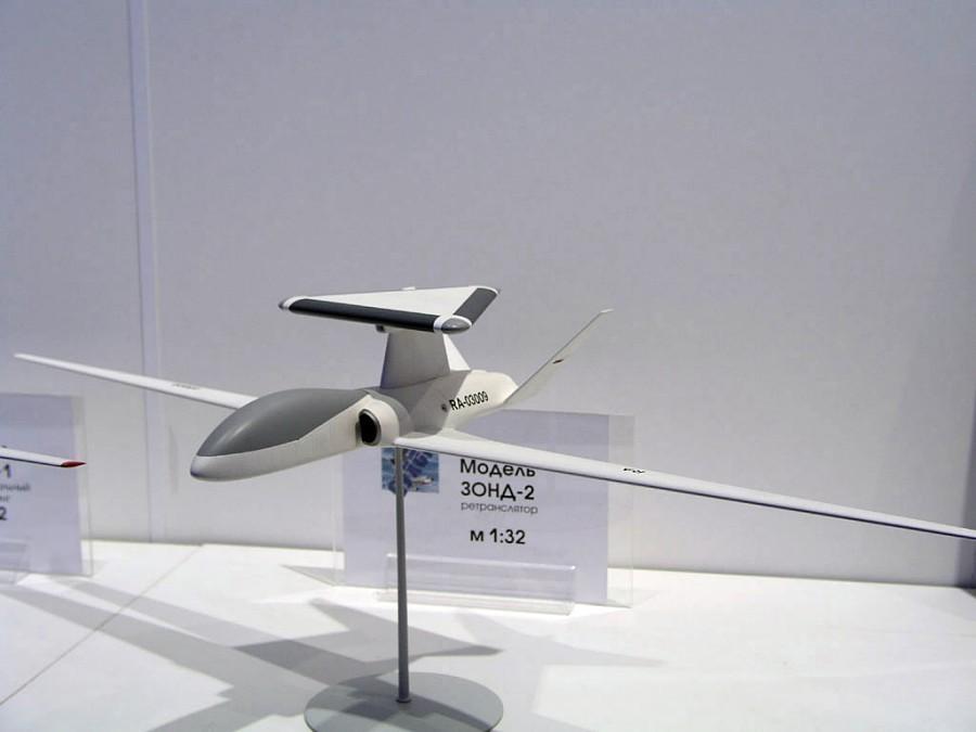 БПЛА БАС-62