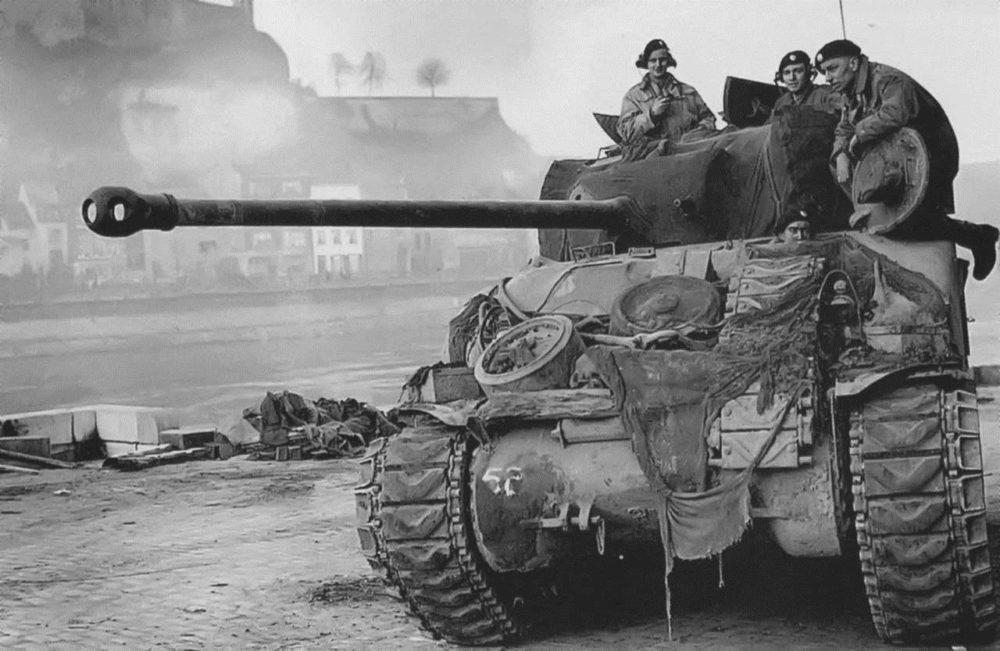Британский Sherman IIC