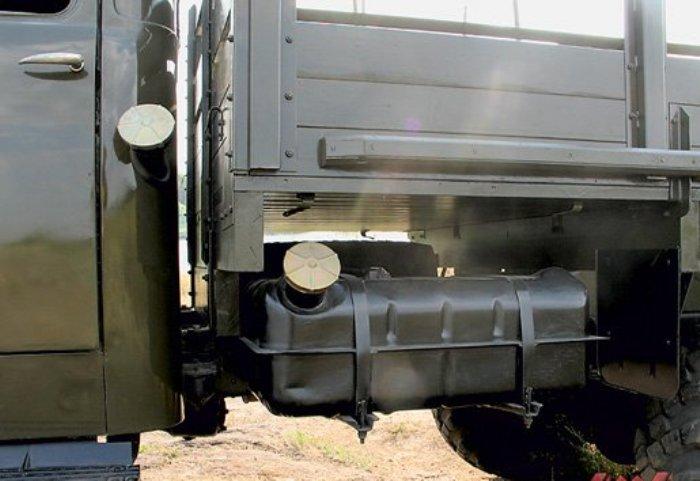 Дополнительный бак ГАЗ-63