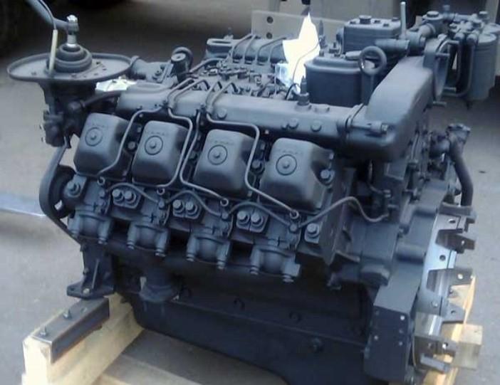 Двигатель КамАЗ-740.10-20