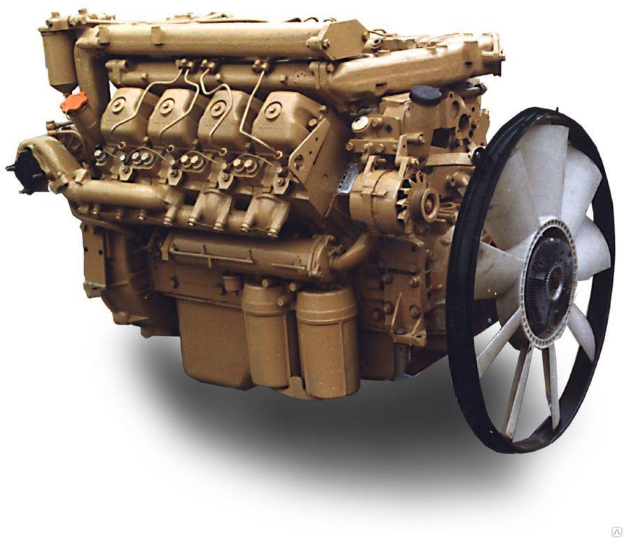 Двигатель КамАЗа-65225