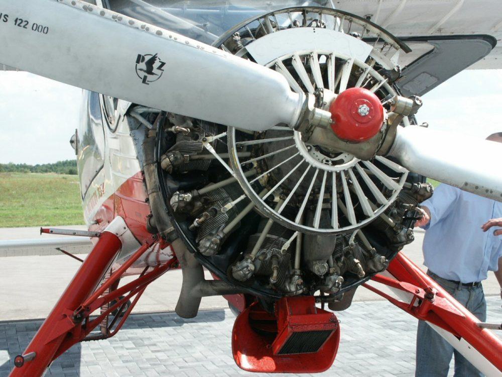 Двигатель Як-12