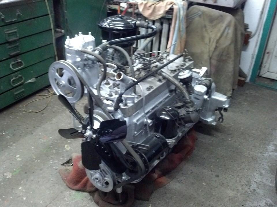 Двигатель ЗиЛ-164