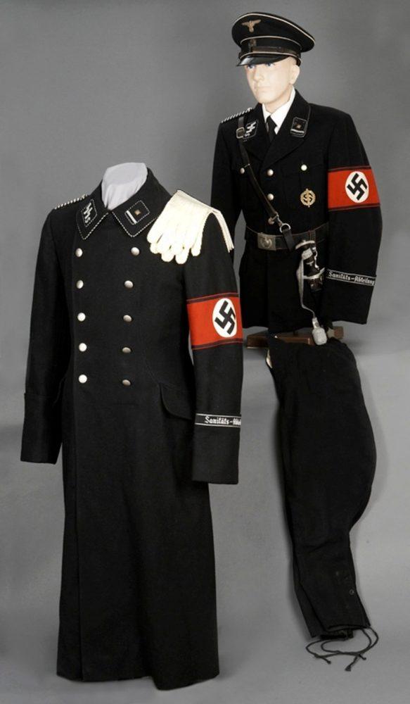 Форма Die Waffen-SS