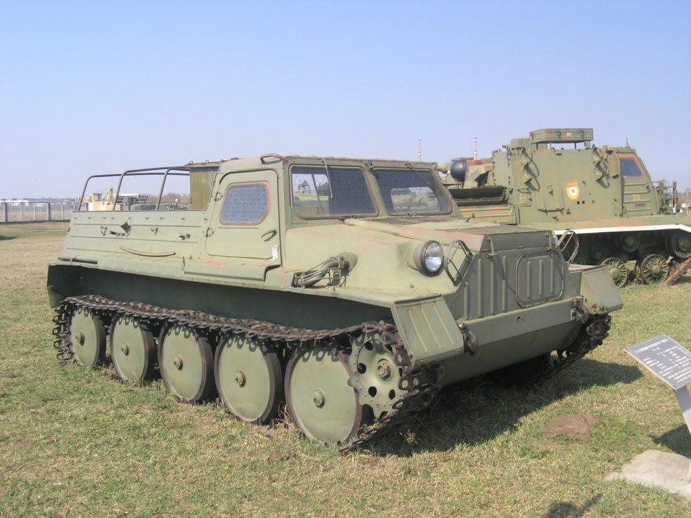 ГАЗ-47