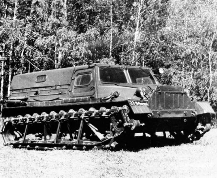 ГАЗ-47АМА