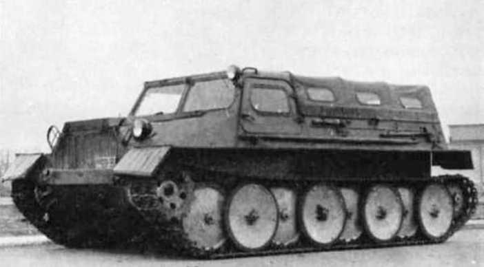 ГАЗ-47Ш
