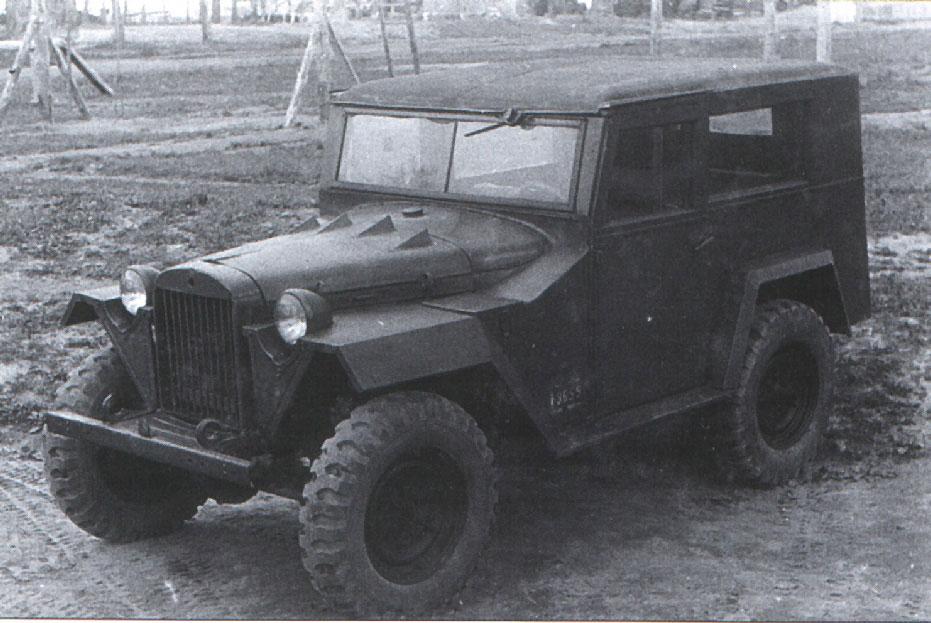 ГАЗ-67-420