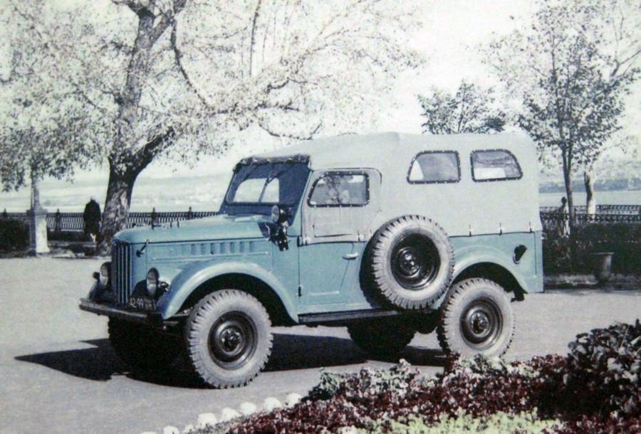 ГАЗ-69-68