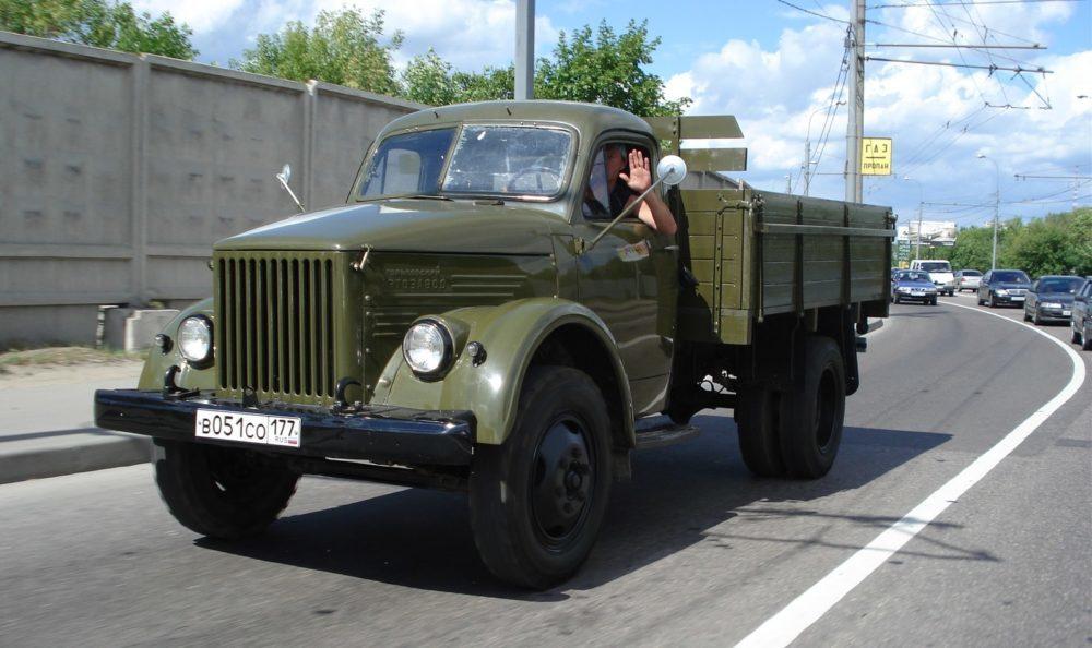 Грузовик ГАЗ-51