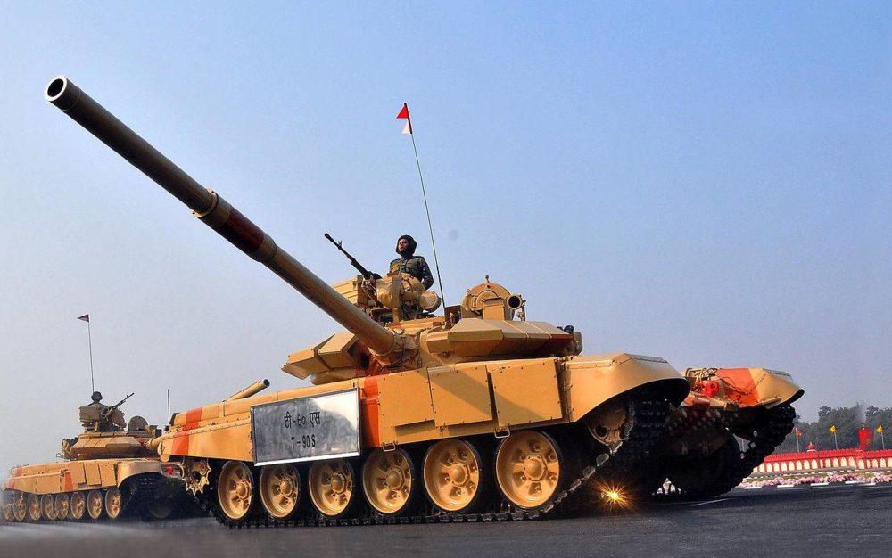 Индийский Т-90С