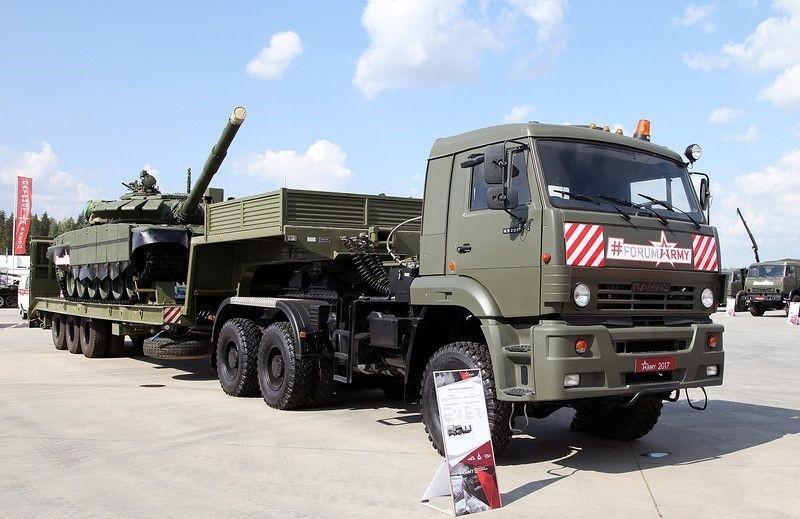 КамАЗ-65225 танковоз