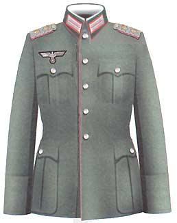 Китель Вермахта, 1936