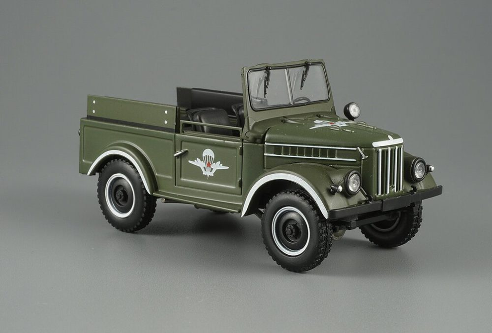 Командирский ГАЗ-69