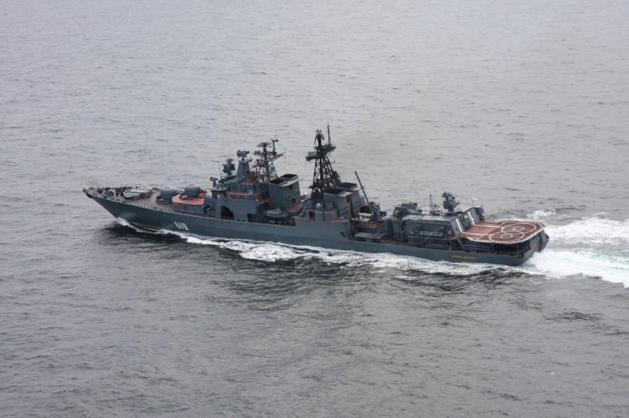 Корабль «Североморск»