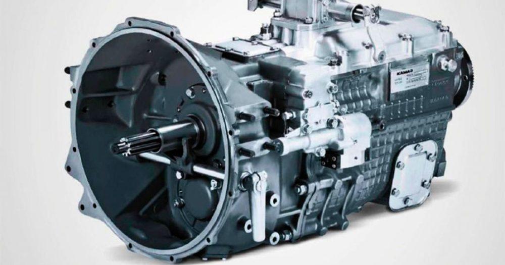 Коробка передач КамАЗ-5320