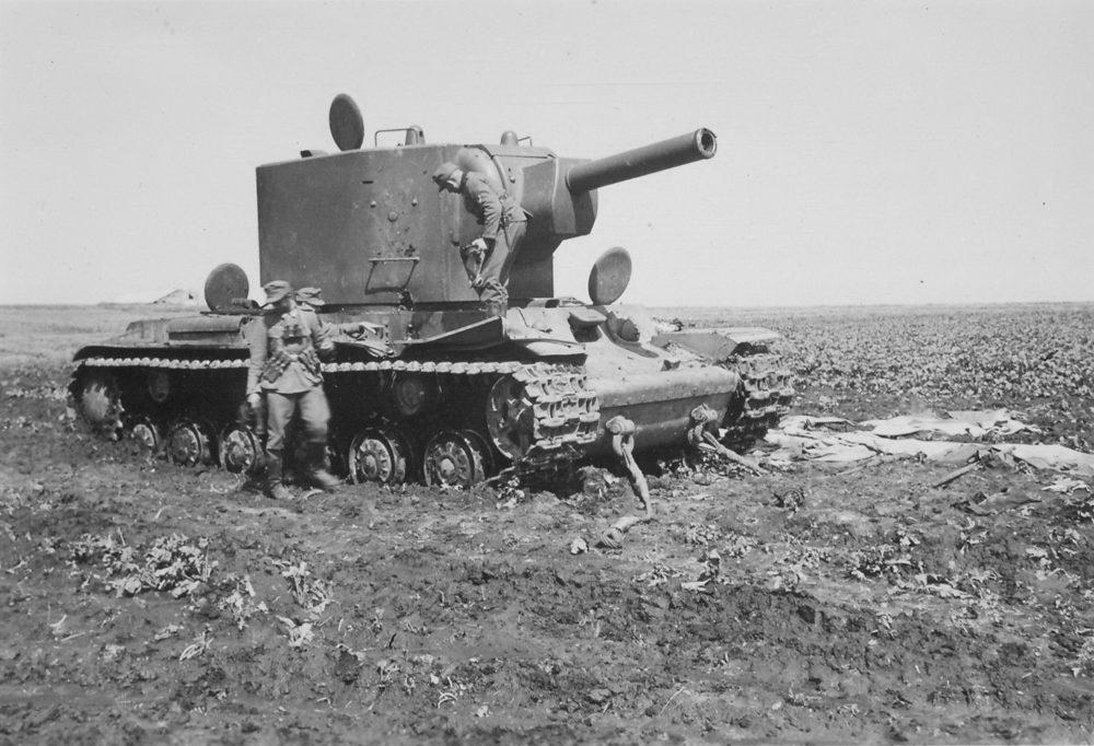 М-10Т - пушка КВ-2