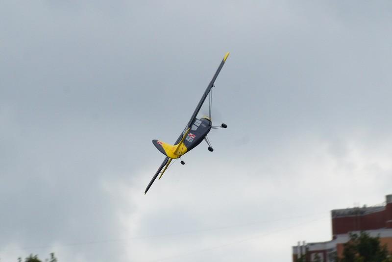 Маневрирование на Як-12