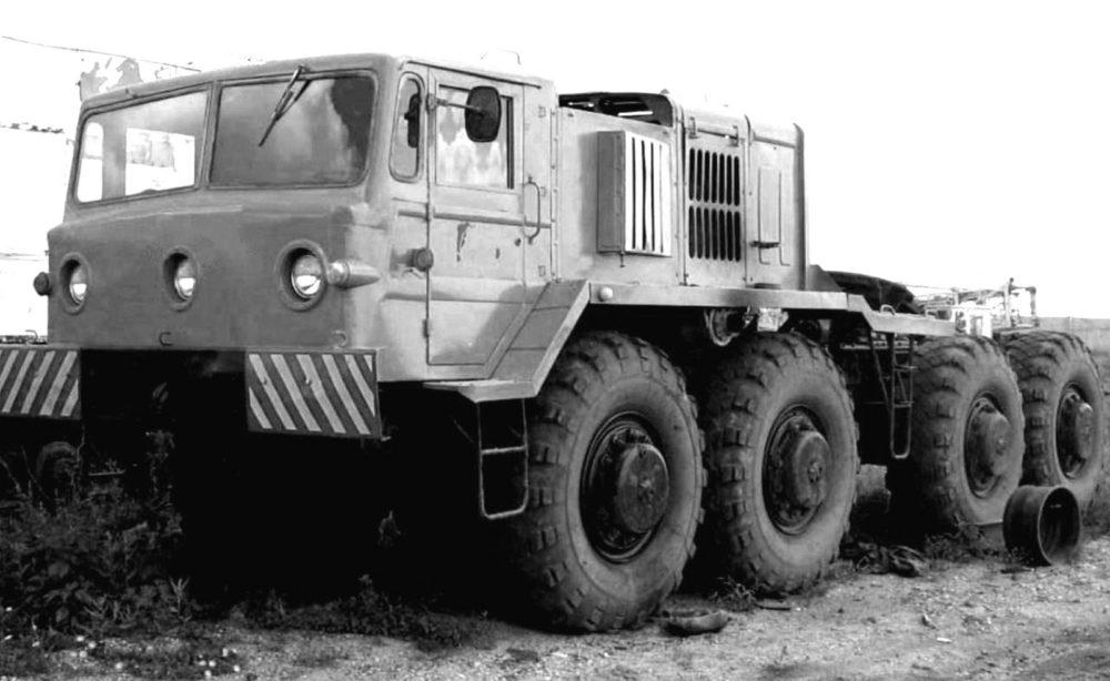 МАЗ-537 третьего поколения