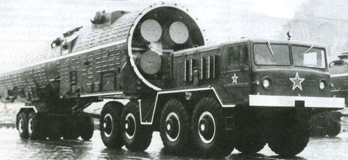 МАЗ-537В