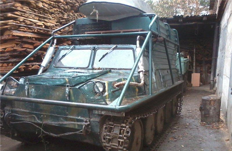 Продававшийся ГАЗ-47