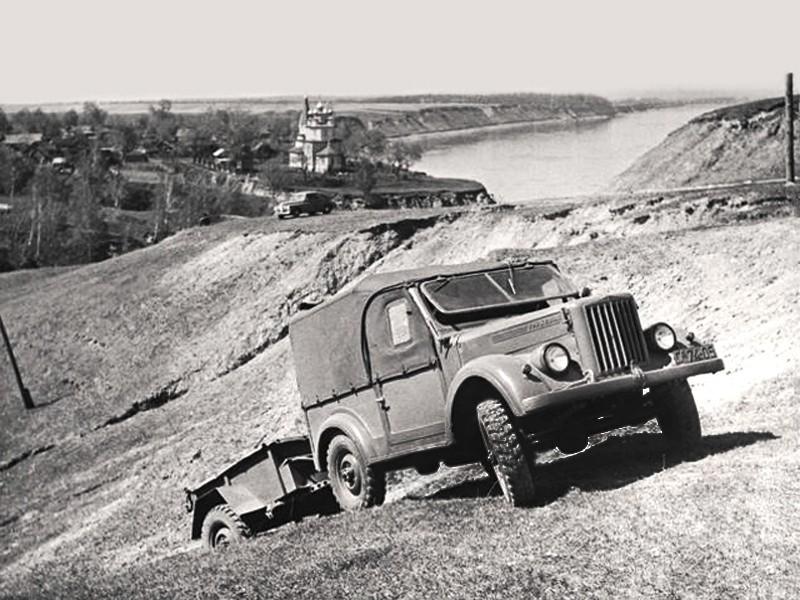 Прототип ГАЗ-69