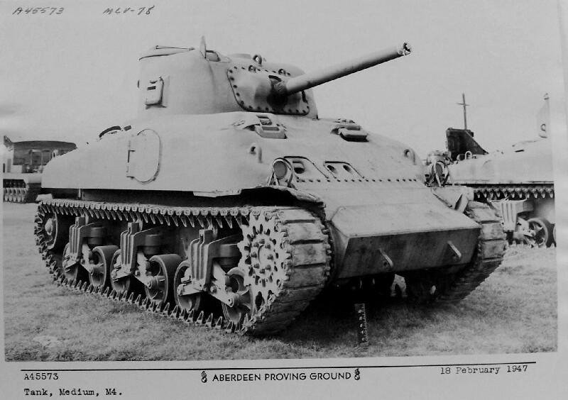 Прототип «Шермана» T6